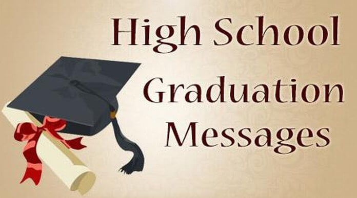 High School Graduation Messages
