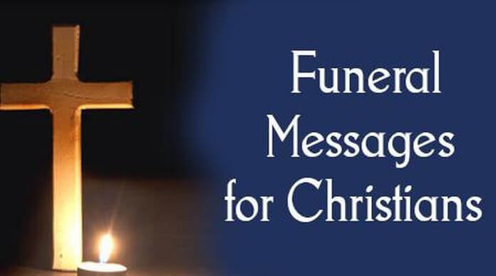 Funeral Messages for Christians