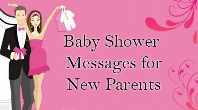 Baby Shower Messages for New Parents