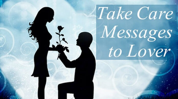 Take Care Messages for Lover