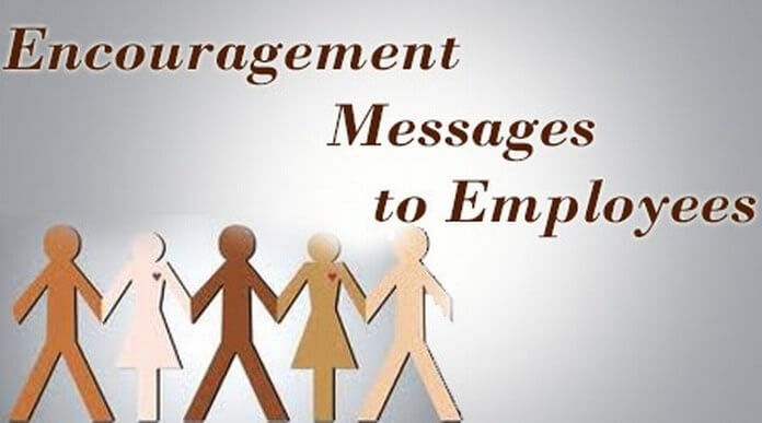 Encouragement Messages to Employees