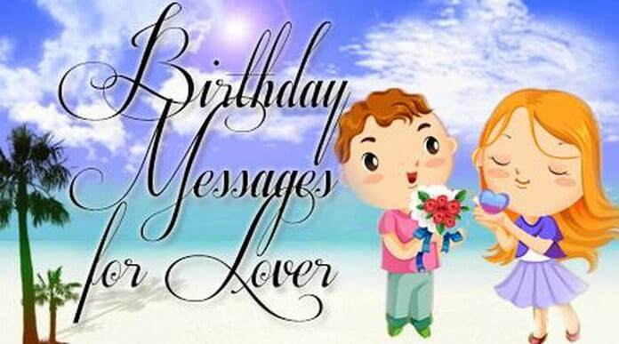Birthday Messages for Lover