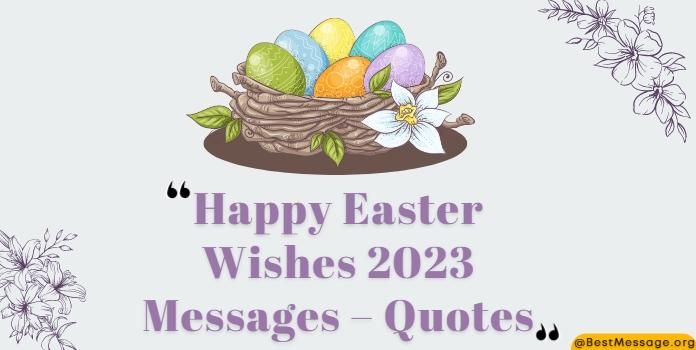 Easter Messages Sample