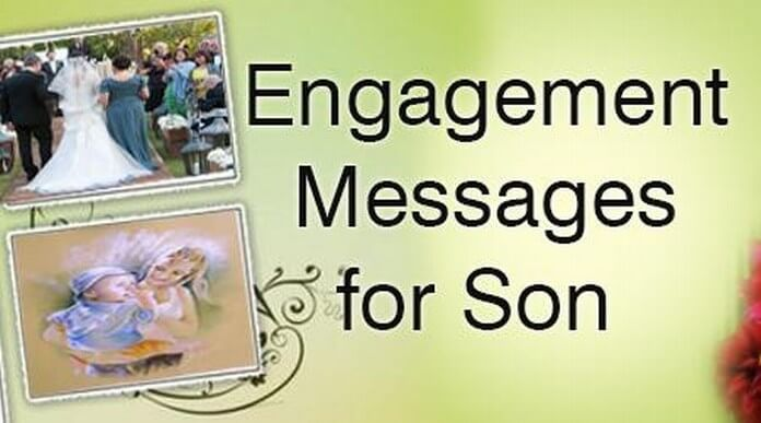 Engagement Messages for Son