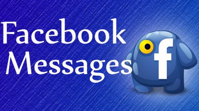 Facebook Text Messages
