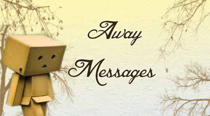 away text messages