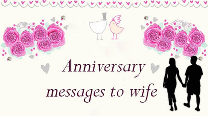 Sweet Anniversary Messages to Wife