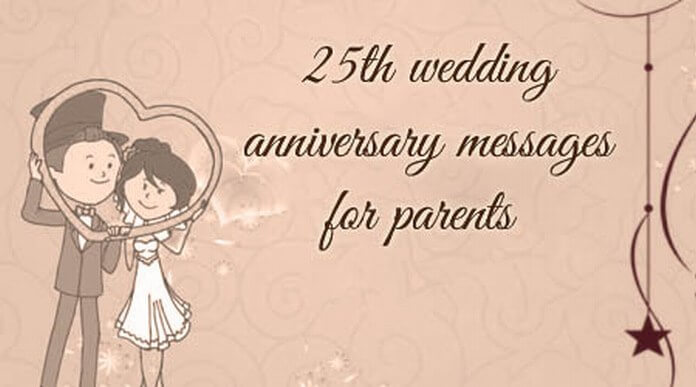 Th wedding anniversary messages for parents