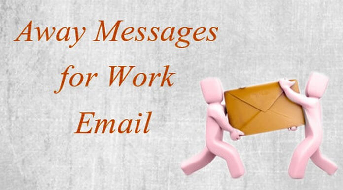 Away Messages for Work Email