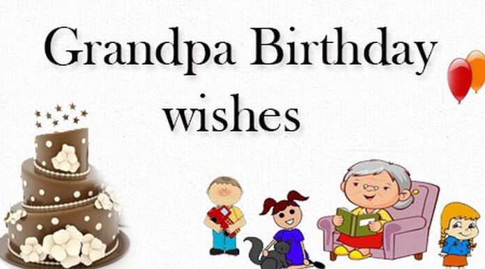 Grandpa Birthday Wishes