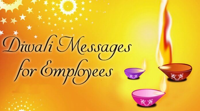 Diwali Messages for Employees