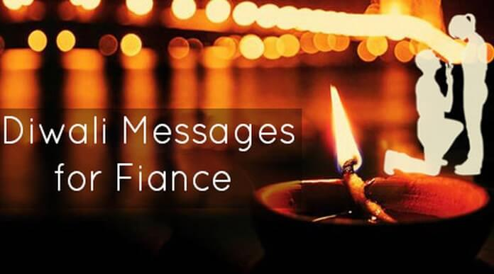 Diwali Messages for Fiancé