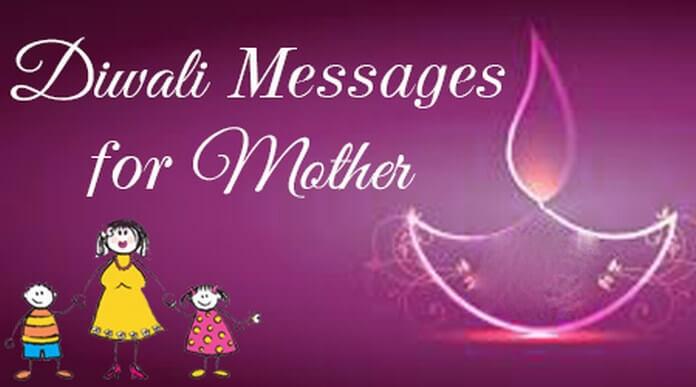 Mother Diwali Messages
