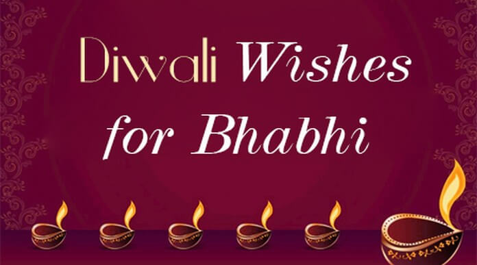 Diwali Wishes Messages for Bhabhi