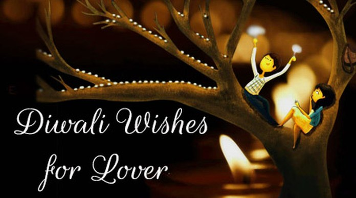 Diwali Wishes Message for Lover