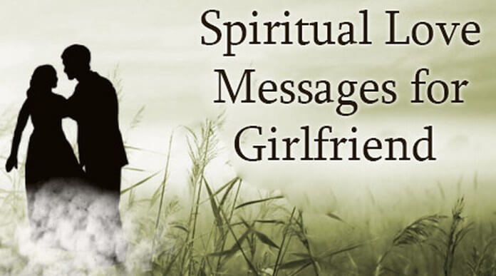 Spiritual Love Messages for Girlfriend