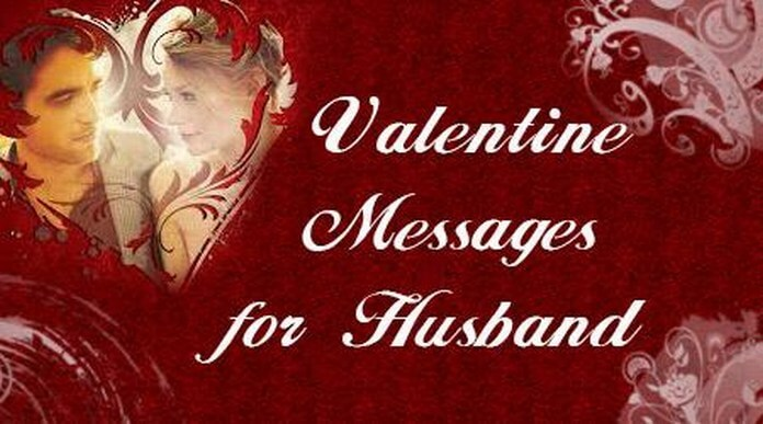 Best Valentine Day Messages for Husband