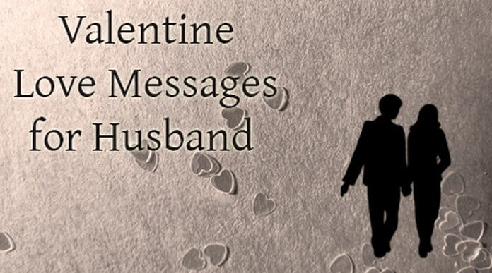 valentine's day love messages for husband