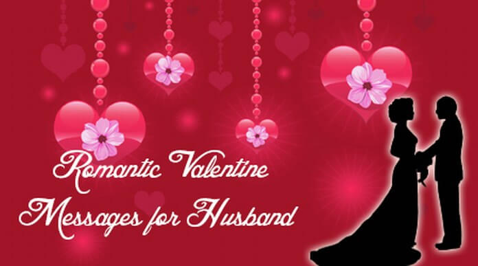romantic valentine's day messages for husband
