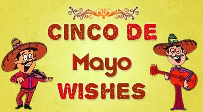 Cinco de Mayo Wishes Message