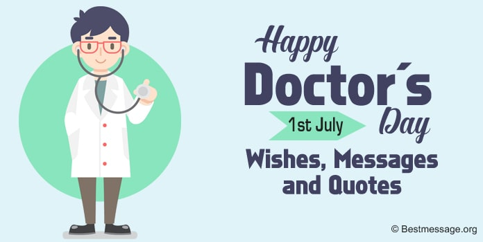Doctor's Day Wishes Message