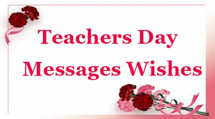 Teachers Day Special Wishes