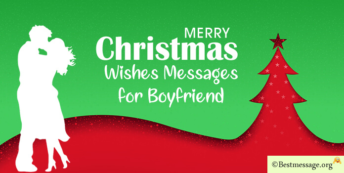 Christmas Messages Boyfriend