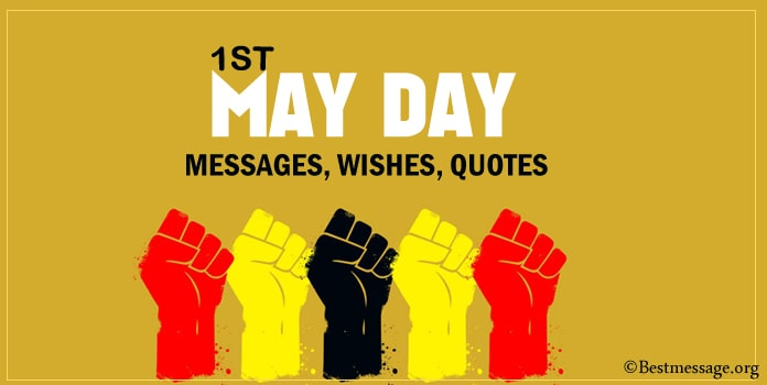 May Day Wishes Message