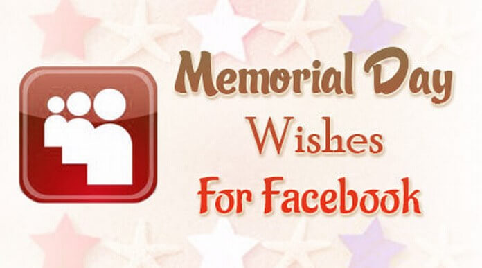 Facebook Memorial Day Wishes