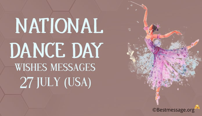 National Dance Day 2016