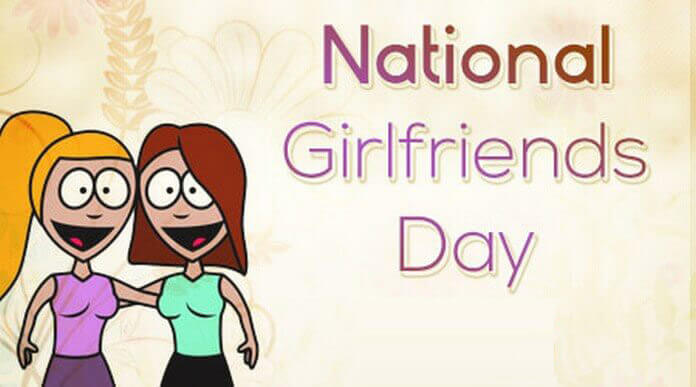 Romantic National Girlfriends Day Wishes Messages