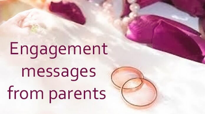 Engagement messages from parents