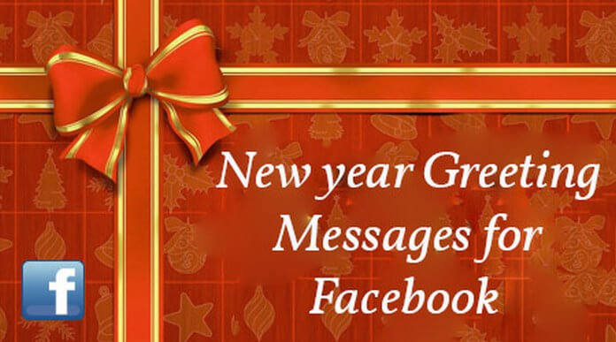 Best New year Greeting Messages for Facebook-