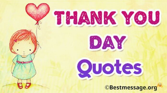 Thank you day 2016 quotes