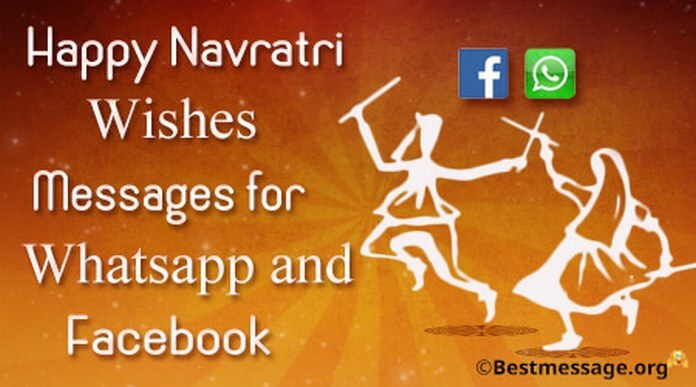 Best Navratri Wishes & Messages