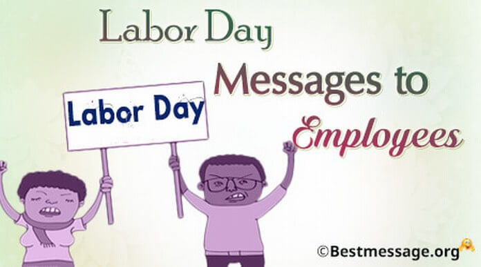 Best Labor Day Messages to Employees