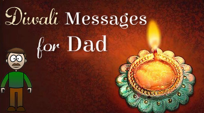Diwali Messages for Dad