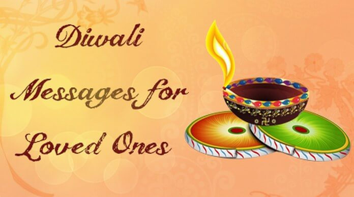 Diwali Messages for Loved Ones
