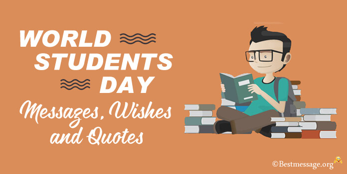 World Students Day Wishes