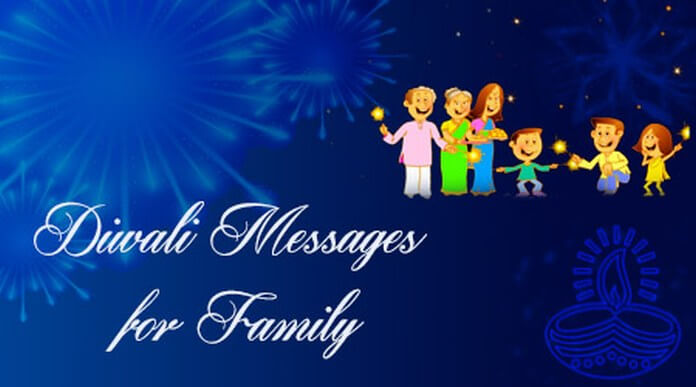 Diwali Messages for Family