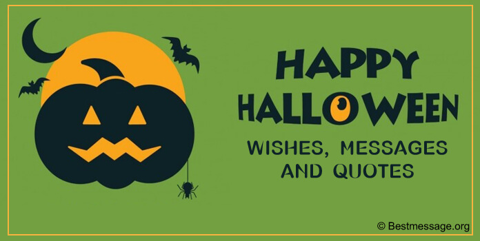 Cute Halloween Day Wishes Messages