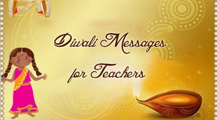 Diwali Messages for Teachers