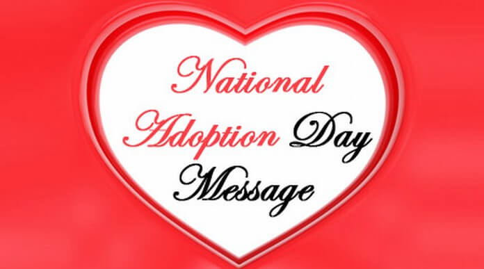 Adoption Day messages