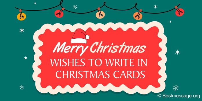 Merry Christmas Wishes Message 2016
