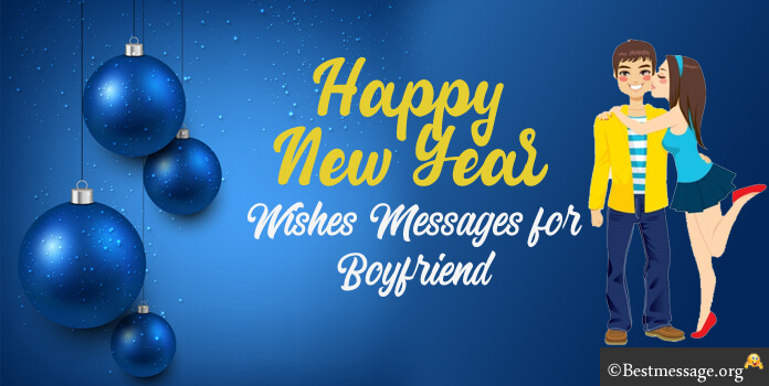 New Year Messages Boyfriend Quotes, Wishes, Boyfriend Messages Image