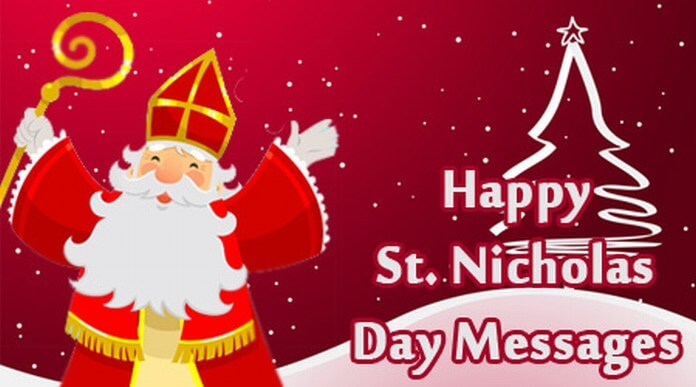 St. Nicholas Day Messages and Wishes