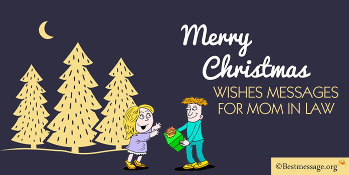 Christmas Messages for mother in Law