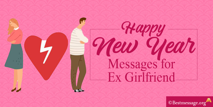 New Year Messages for Ex Girlfriend