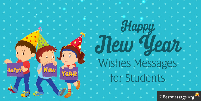 New Year 2017 Wishes for Students