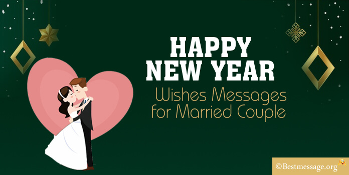 New Year Messages for Married couple
